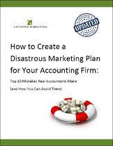 Disastrous Marketing Plan cover March 2015